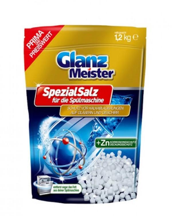 Glanz Meister сол за съдомиялна 1,2кг.